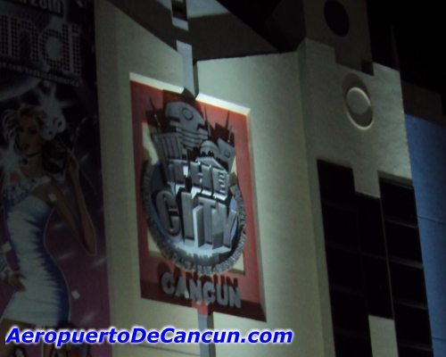 The City Cancun